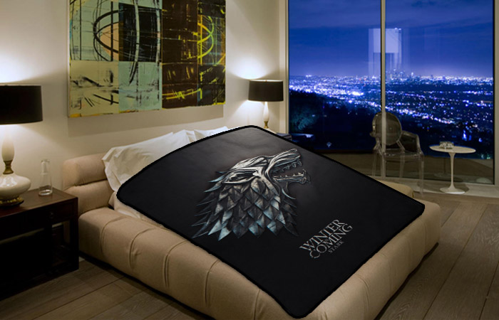 Game of thrones bedroom
