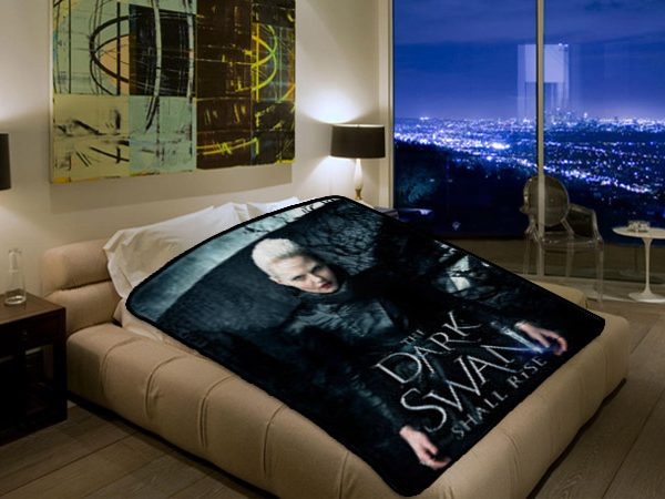 Once Upon A Time Dark Swan Tv Series 2682 Polar Fleece Blanket