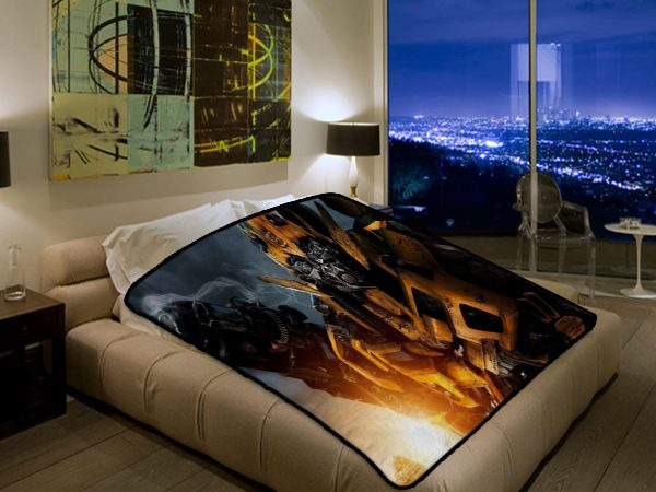 Captivating Transformers Blanket (5)