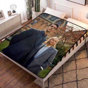 A Discovery of Witches TV Series Fleece Blanket Quilt
