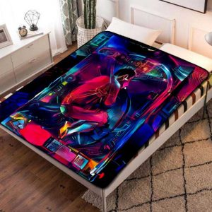 Altered Carbon Shows Fleece Blanket Throw Quilt