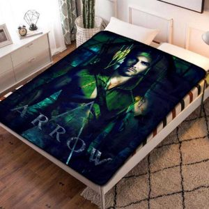 Chillder Arrow Blanket. Arrow Fleece Blanket Throw Bed Set Quilt Bedroom Decoration.