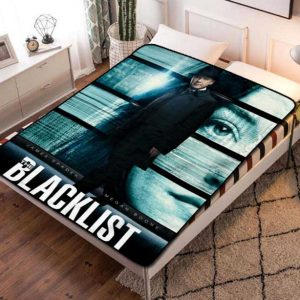 The Blacklist Series Fleece Blanket Quilt