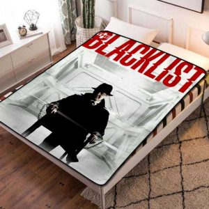 The Blacklist Fleece Blanket Quilt