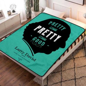 Curb Your Enthusiasm TV Shows Fleece Blanket Throw Bed Set