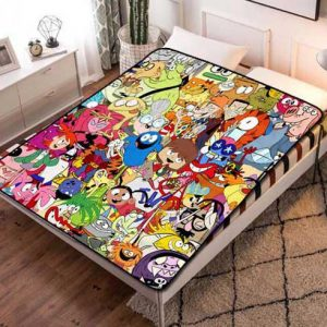 Foster's Home for Imaginary Friends Blanket
