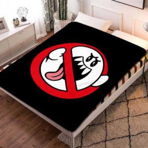 Ghostbusters Fleece Blanket Quilt