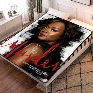 How to Get Away with Murder Blanket