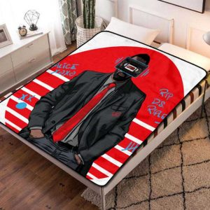 Luther TV Series Fleece Blanket Throw Quilt