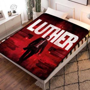 Luther Series Fleece Blanket Quilt
