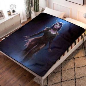 Mantis Comic Fleece Blanket Throw Bed Set