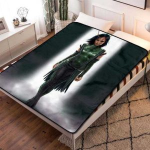 Mantis Guardian Of The Galaxy Fleece Blanket Throw Bed Set