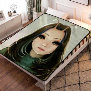 Mantis Guardian Of Galaxy Fleece Blanket Quilt