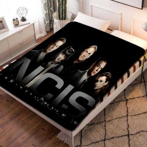 NCIS Series Fleece Blanket Throw Quilt