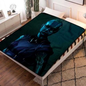 Nebula Guardian Of Galaxy Fleece Blanket Quilt