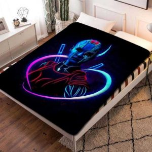 Nebula Avengers Fleece Blanket Throw Quilt
