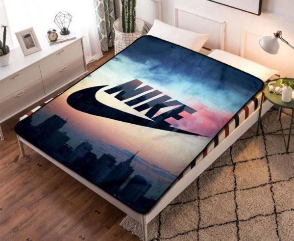 Nike Just Do It Fleece Blanket Quilt