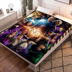 Once Upon a Time Blanket