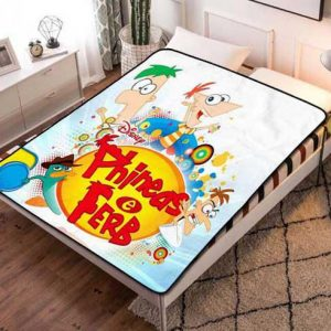 Phineas and Ferb Blanket
