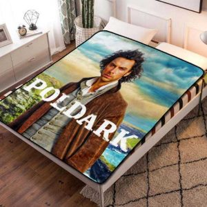 Poldark TV Series Fleece Blanket Quilt