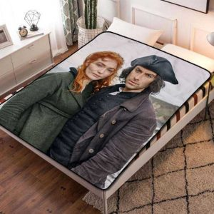 Poldark TV Series Fleece Blanket Throw Bed Set