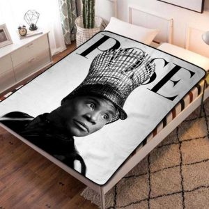 Pose TV Series Fleece Blanket Throw Bed Set