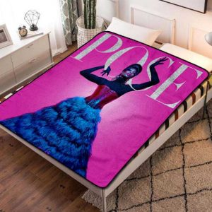 Pose TV Shows Fleece Blanket Quilt