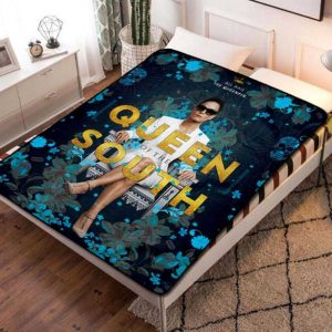 Chillder Queen of the South Blanket. Queen of the South Fleece Blanket Throw Bed Set Quilt Bedroom Decoration.