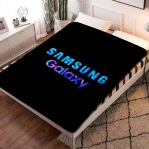 Samsung Galaxy Fleece Blanket Quilt