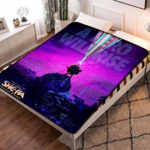 She-Ra and the Princesses of Power Hero Fleece Blanket Throw Quilt