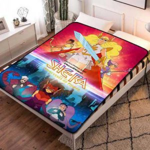 She-Ra and the Princesses of Power Blanket