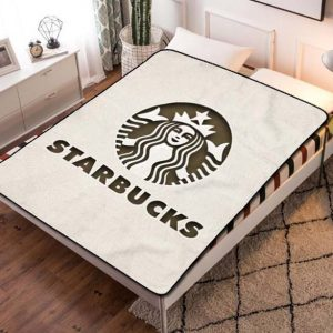 Starbucks Blanket
