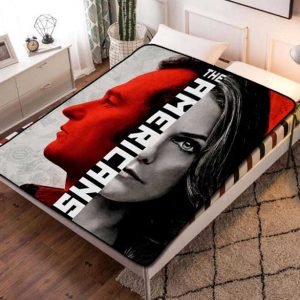 Chillder The Americans Blanket. The Americans Fleece Blanket Throw Bed Set Quilt Bedroom Decoration.