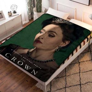 The Crown TV Series Fleece Blanket Quilt