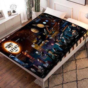 The Expanse Shows Fleece Blanket Throw Quilt