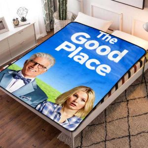 The Good Place Blanket