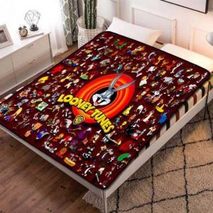 Looney Tunes Characters Fleece Blanket Quilt