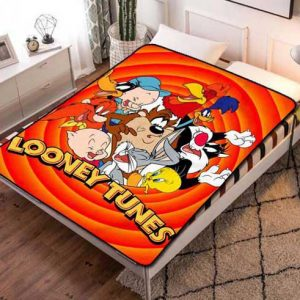 Looney Tunes Fleece Blanket Quilt