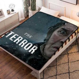 The Terror Fleece Blanket Throw Bed Set