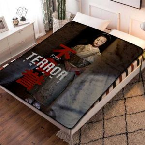 The Terror TV Shows Fleece Blanket Quilt