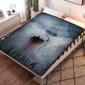 The Terror TV Series Fleece Blanket Quilt