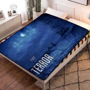 The Terror Poster TV Series Fleece Blanket Throw Bed Set