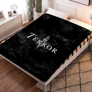 The Terror TV Shows Fleece Blanket Throw Bed Set