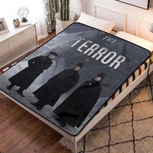The Terror Characters Fleece Blanket Throw Bed Set