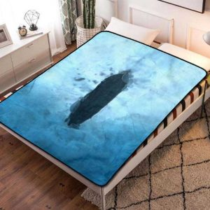 The Terror TV Shows Fleece Blanket Throw Quilt