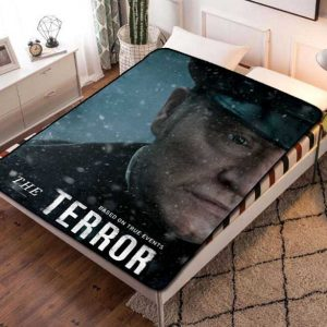The Terror Series Fleece Blanket Throw Quilt