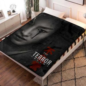 Chillder The Terror Blanket. The Terror Fleece Blanket Throw Bed Set Quilt Bedroom Decoration.
