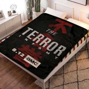 The Terror TV Series Fleece Blanket Throw Quilt