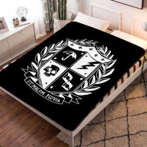 The Umbrella Academy Shows Fleece Blanket Throw Quilt