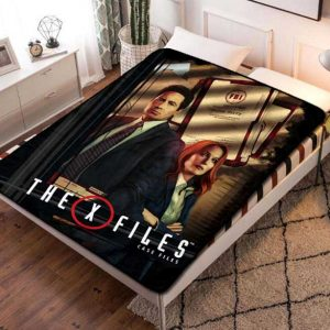 Chillder The X-Files Blanket. The X-Files Fleece Blanket Throw Bed Set Quilt Bedroom Decoration.